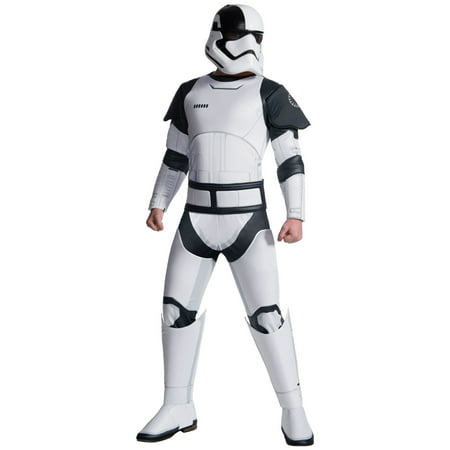 Star Wars Episode VIII - The Last Jedi Deluxe Adult Executioner Trooper Costume (Deluxe Jedi Knight Costume)