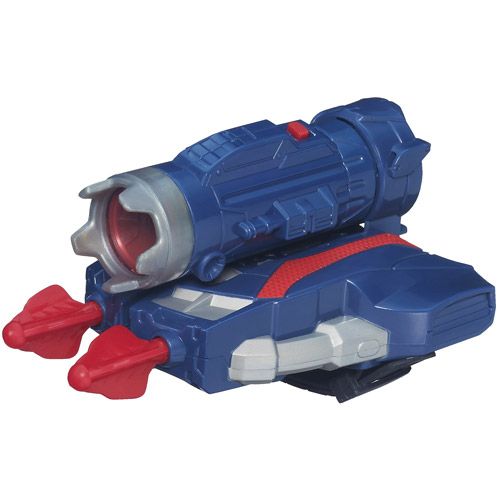 Marvel Captain America Super Soldier Gear Dualshot Gauntlet
