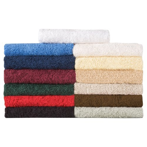 Martex Egyptian Wash Cloth - Set of 4