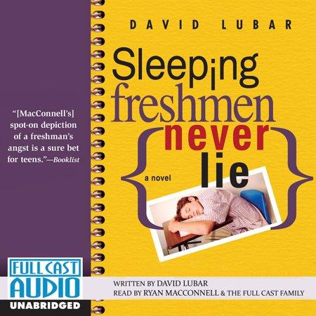 Sleeping Freshmen Never Lie - Audiobook