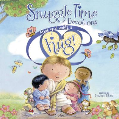 Snuggle Time Devotions That End with a Hug!