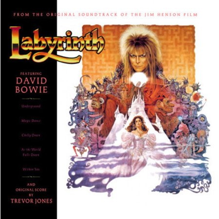 Labyrinth (From the Original Soundtrack) (Vinyl)](Original Halloween Movie Soundtrack)