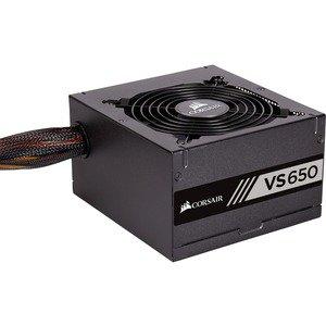 Corsair VS Series VS650 650 Watt 80 PLUS White Certified PSU