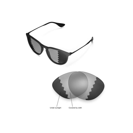 2ca0b3c67bde0 UPC 636045538378 product image for Walleva Transition Photochromic  Polarized Replacement Lenses for Ray-Ban ...