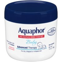 Aquaphor Baby Healing Ointment, Baby Skin Care and Diaper Rash, 14 oz