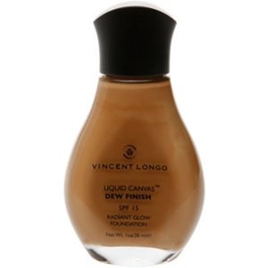 Vincent Longo Liquid Canvas Dew Finish Radiant Glow Foundation, # 12 Topaz