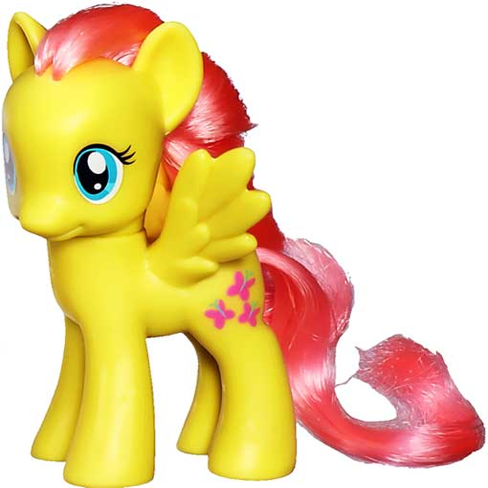 My Little Pony 3 Inch Loose Fluttershy 3