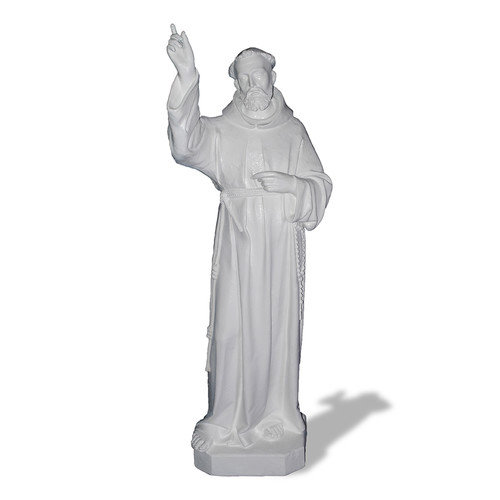 Amedeo Design ResinStone Saint Francis Xavier Statue