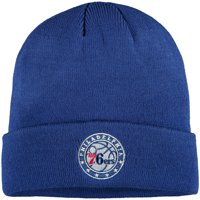 Men's Royal Philadelphia 76ers Mass Cuffed Knit Hat - OSFA