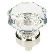 Belwith Bwp3639 Glch 1-.50 In. Knob - Glass - Chrome