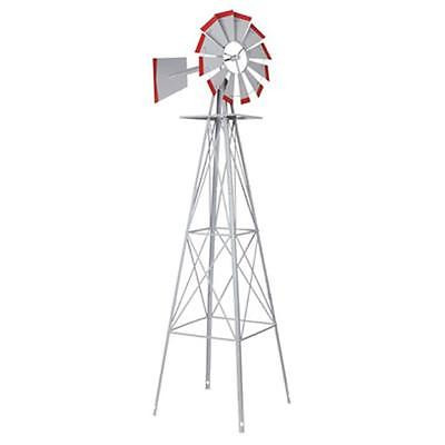 Garden SMV Industries 48A 8 ft. Lawn Ornament American Windmill [Istilo190661] by GSS