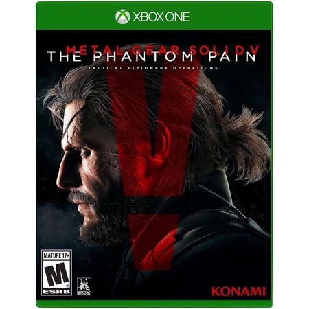 Metal Gear Solid V: The Phantom Pain (Xbox One)-