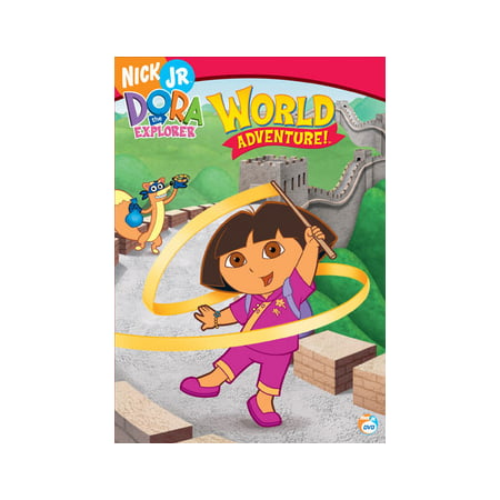 Dora The Explorer: World Adventure (DVD)