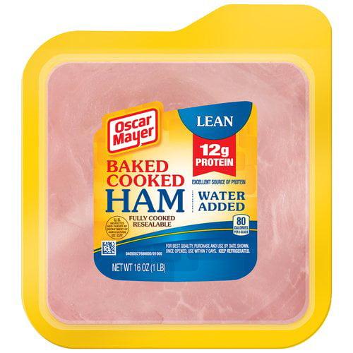 Oscar Mayer Baked Lean Ham, 16 oz