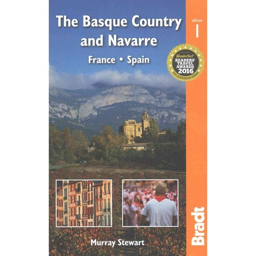 Bradt the Basque Country and Navarre: France - Spain
