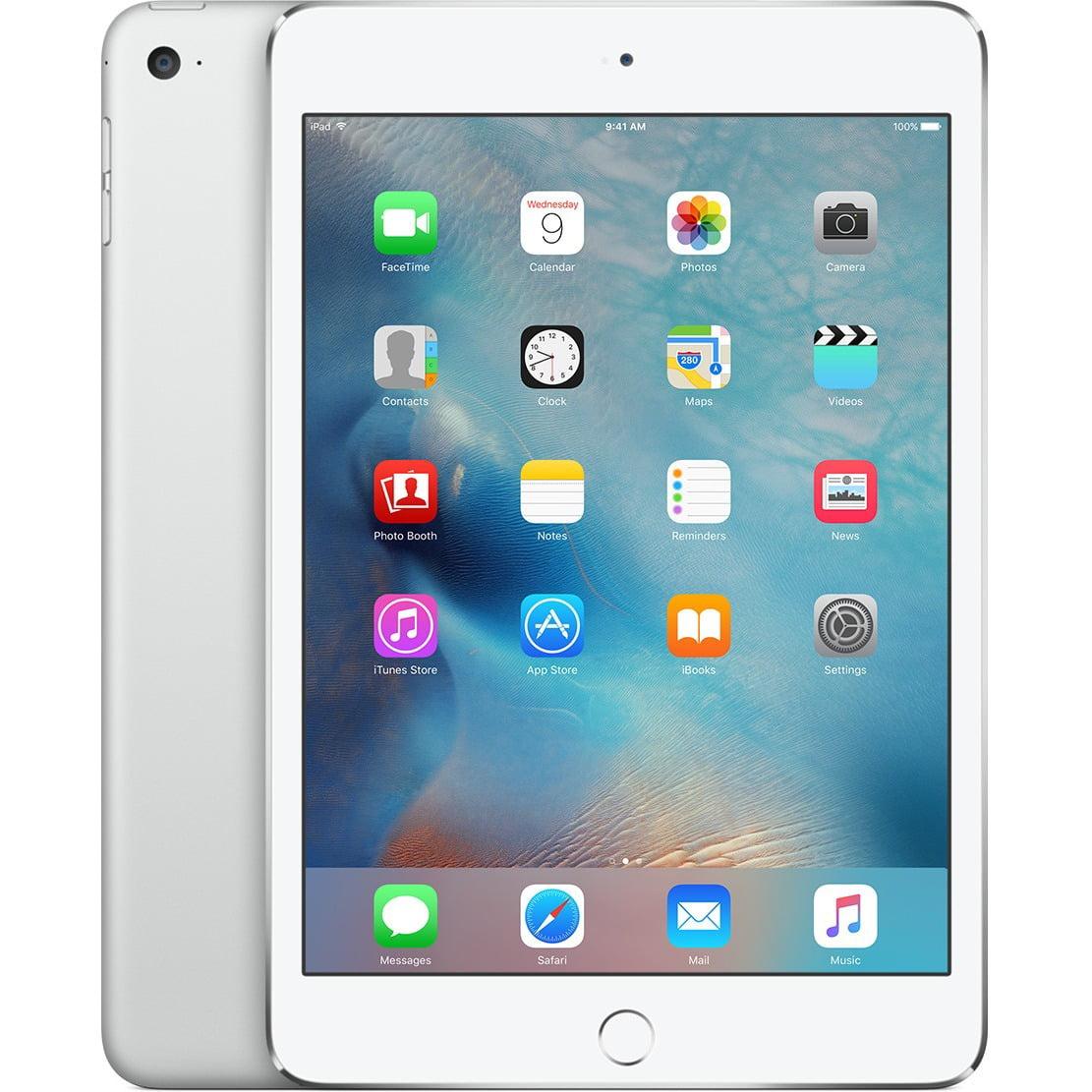 iPad mini 4 Wi-Fi 16GB - Silver