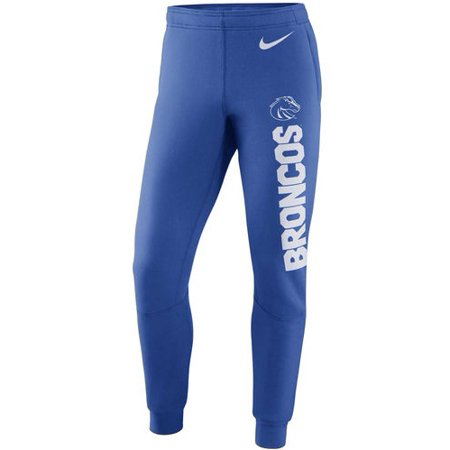 Boise State Broncos Nike Tapered Stadium Pants - Royal
