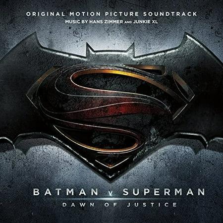 Batman V Superman: Dawn of Justice Soundtrack (Hans Zimmer Best Soundtracks)