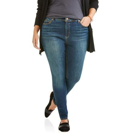 Women's Plus Millennial Curvy Jeans
