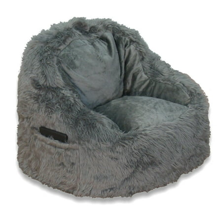 Childrens Bean Bags (Structured Tablet Fur Bean Bag Chair, Available in Multiple)