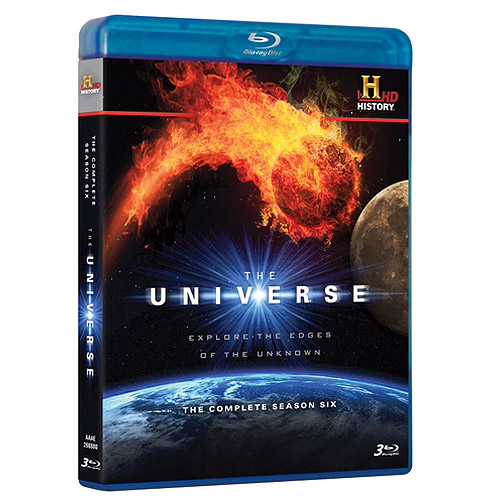 The Universe: The Complete Season Six (Blu-ray)