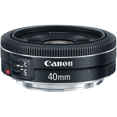 Iluminacion Para Camara Canon EF de 6310B002 40mm f/2.8 lente de STM + Canon en Veo y Compro