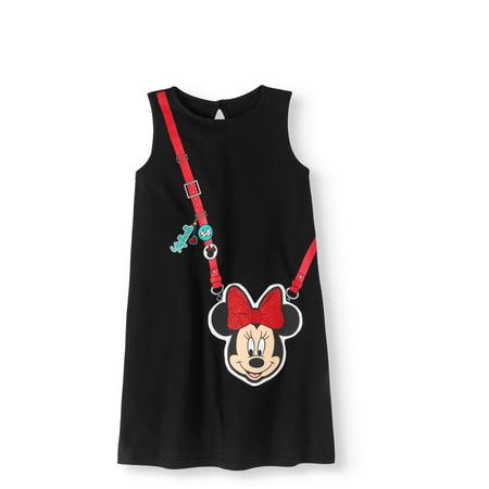 Girls' Purse Pocket Dress