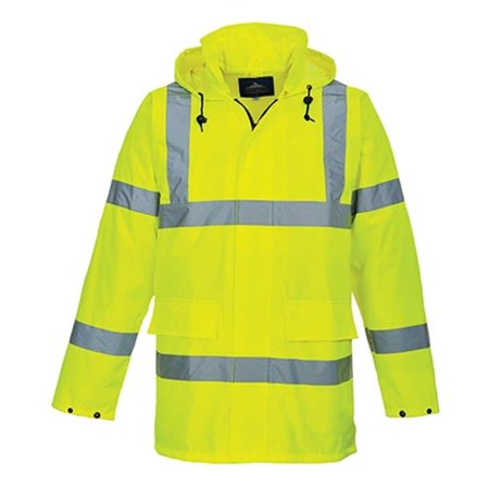 Portwest US160 Extra Large Hi-Visibility Lite Traffic Jacket, Yellow - Regular - image 1 of 1