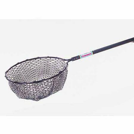 Ed cummings nets ghost rubber net for Fishing net walmart