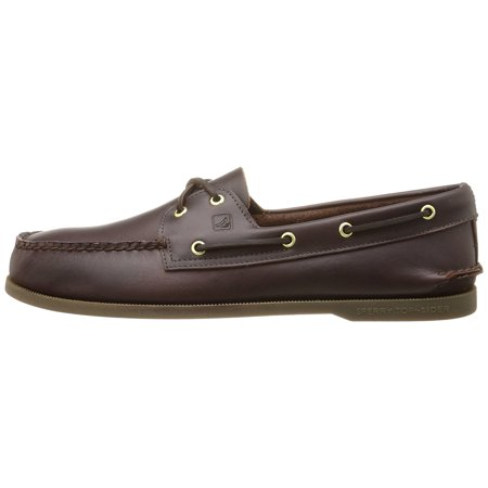 6be28c8d2d38f Sperry - Sperry Top-Sider Authentic Original Mens Buck Brown Boat Shoes -  Walmart.com