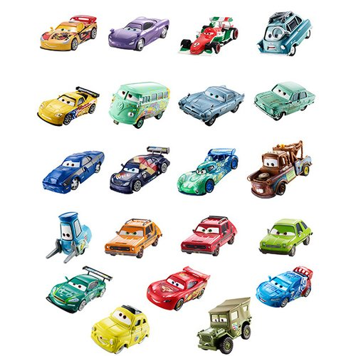 Disney Cars 2 Character Vehicle