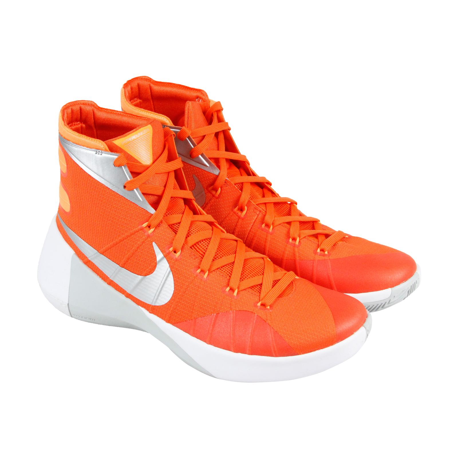 Nike Hyperdunk 2015 Tb Mens Orange Synthetic Athletic Tra...