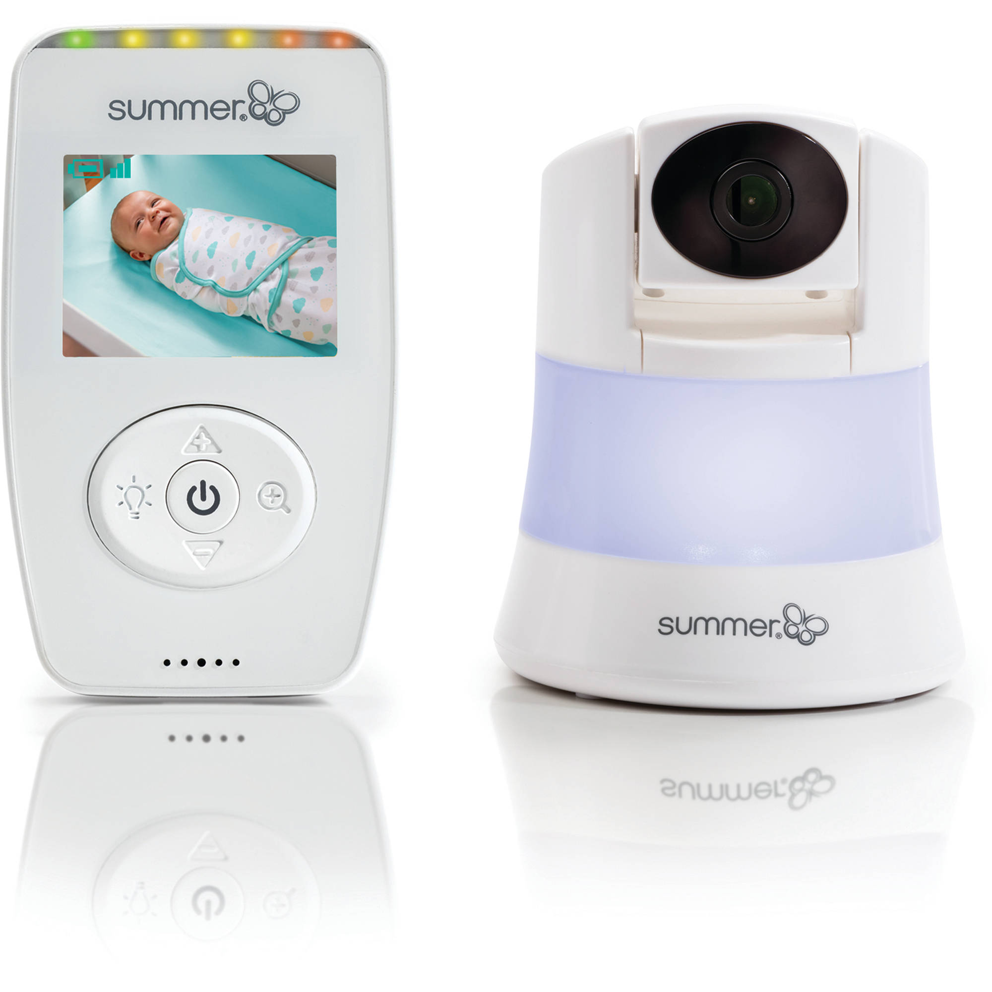 Summer Infant Easy Sight 2.0, Video Baby Monitor