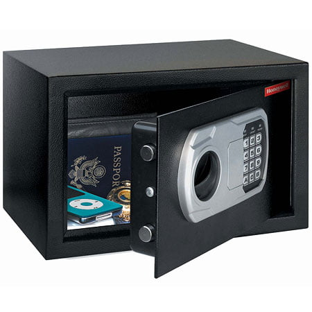 honeywell safe how to open