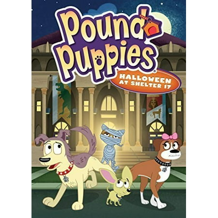 Pound Puppies: Halloween at Shelter 17 (DVD)