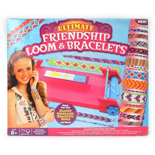 Friendship Bracelet and Loom Value Pack