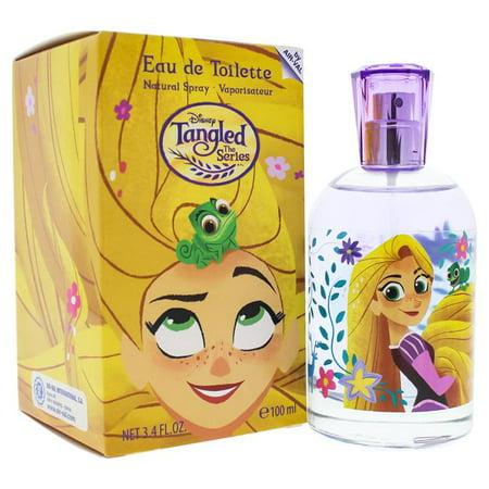 Disney  Tangled The Series for Kids 3.4-ounce Eau de Toilette (Spray 3.4 Ounce Kiss)