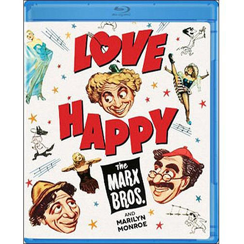 Love Happy (Blu-ray) by Olive Films