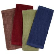 Iron Chef America Chef Dish Cloth in Assorted Classic Colors, Set of 4