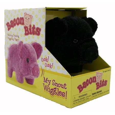 - Bacon Bits Mechanical Pig - Black