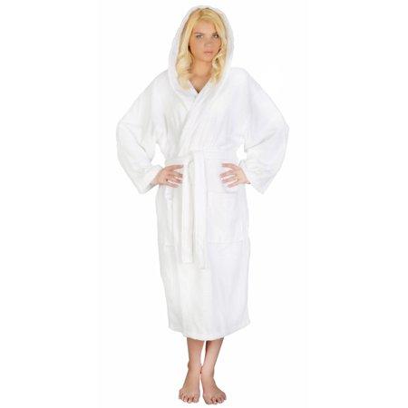 Arus - Women s Venus Model Turkish Cotton Hooded Bathrobe - Walmart.com d4745d7a6