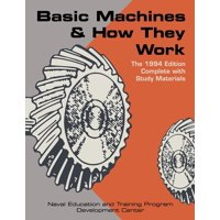 Basic Machines and How They Work (Paperback)