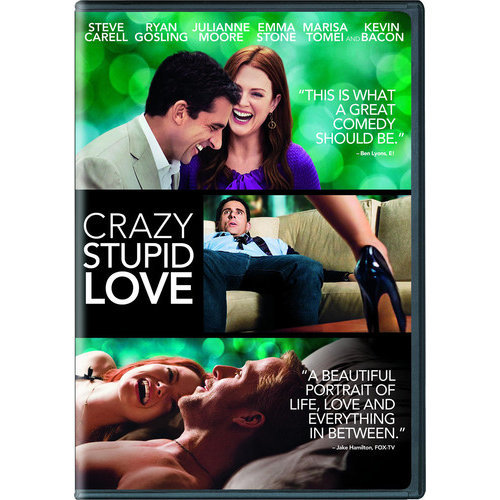 Crazy, Stupid, Love (With INSTAWATCH) (Widescreen)