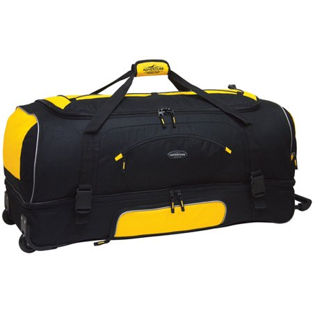 Collection Wheeled Duffel (Travelers Club X-Large 36
