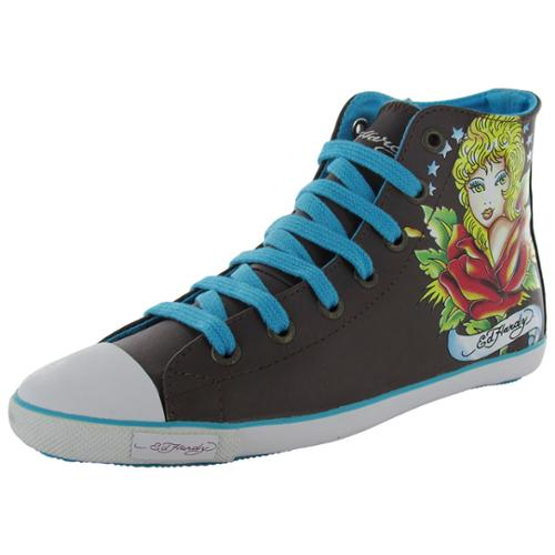 Ed Hardy Shanghai Womens Sneakers Shoes 6