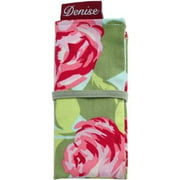 Denise Needles 2go Interchangeable Knitting Tools Set, Pink Roses [For Knitting Pastel Small Sizes / Roses & Dots]