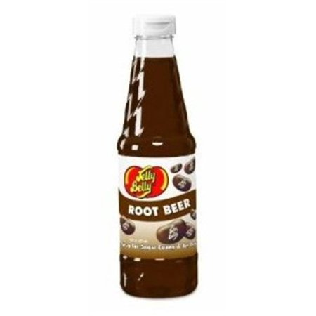 Jelly Belly Root Beer Syrup, 16-Ounces (A&w Root Beer Jelly)