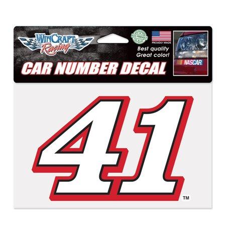 Kurt Busch Wincraft 5 X 7 Car Number Decal No Size