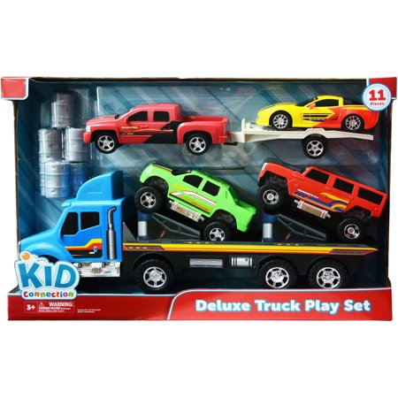Kid Connection Toys Car Transporter