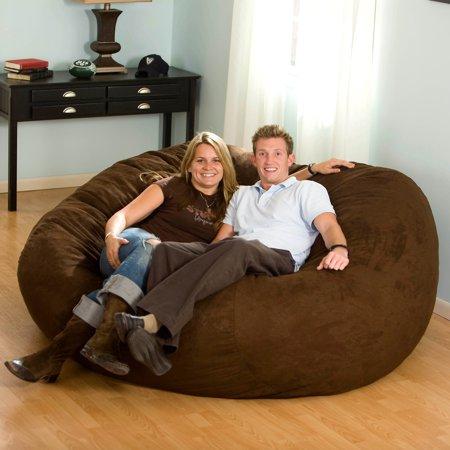 Fuf 7 Ft L Bean Bag Sofa